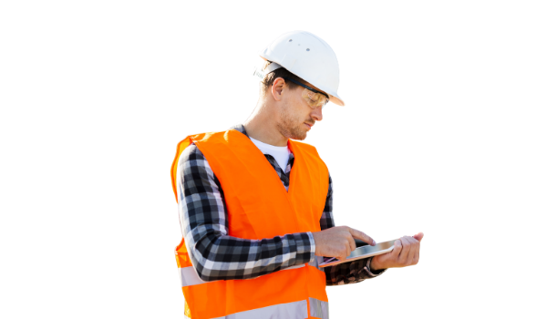 subcontractor-ipad