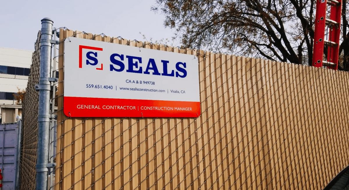 seals-construction